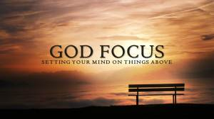 God-Focus