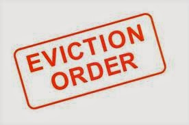 evict
